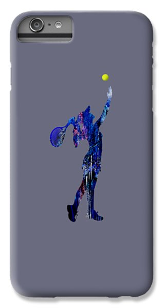Womens Tennis Collection IPhone 6s Plus Case