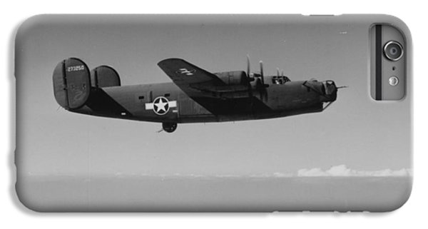 Wwii Us Aircraft In Flight IPhone 6s Plus Case