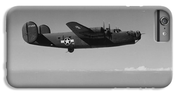 Wwii Us Aircraft In Flight IPhone 6s Plus Case by American School