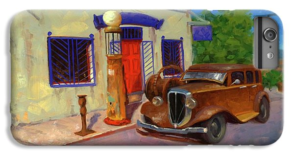 Truck iPhone 6s Plus Case - 33 Studebaker  by Cody DeLong