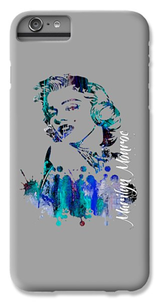 Marilyn Monroe Collection IPhone 6s Plus Case