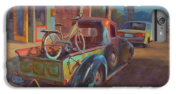 Truck iPhone 6s Plus Case - 38' Ford In Jerome, Az by Cody DeLong