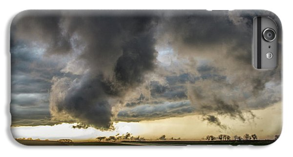 Nebraskasc iPhone 6s Plus Case - 3rd Storm Chase Of 2018 051 by NebraskaSC