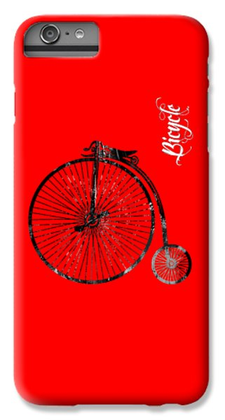 Bicycle Collection IPhone 6s Plus Case