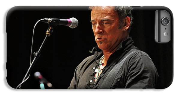 Musicians iPhone 6s Plus Case - Bruce Springsteen by Jeff Ross