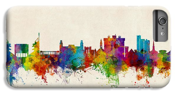 Fayetteville Arkansas Skyline IPhone 6s Plus Case
