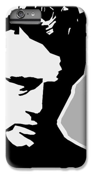 James Dean  IPhone 6s Plus Case by Mark Ashkenazi