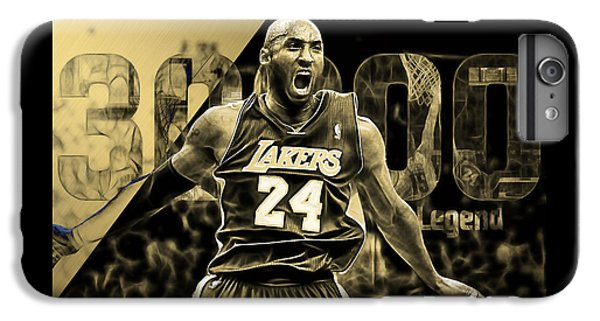 Kobe Bryant Collection IPhone 6s Plus Case