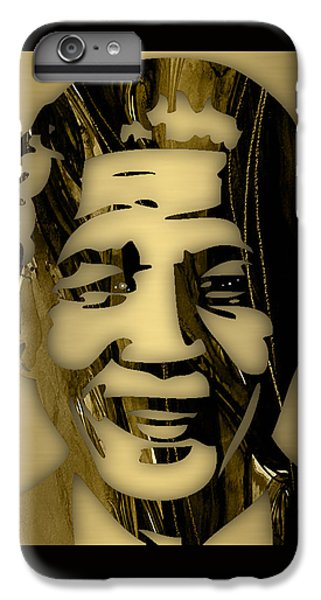 Nelson Mandela Collection IPhone 6s Plus Case by Marvin Blaine