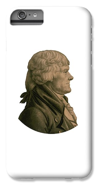 Thomas Jefferson IPhone 6s Plus Case