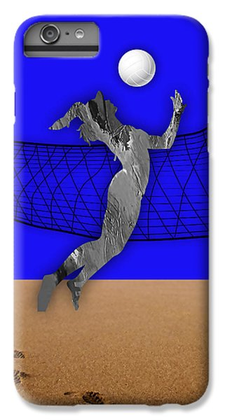 Vollyball Collection IPhone 6s Plus Case
