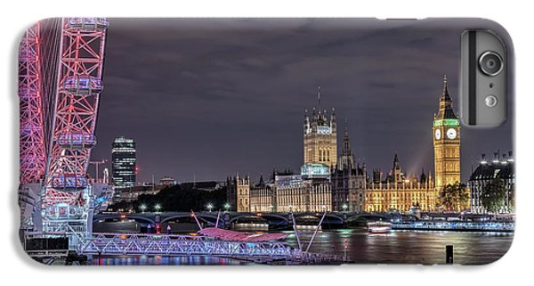 Westminster - London IPhone 6s Plus Case by Joana Kruse
