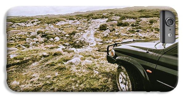 Truck iPhone 6s Plus Case - 4wd On Offroad Track by Jorgo Photography - Wall Art Gallery