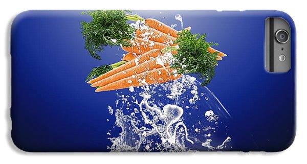 Carrot Splash IPhone 6s Plus Case