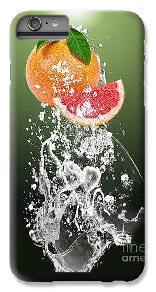 Grapefruit Splash IPhone 6s Plus Case