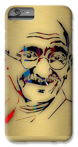 Mahatma Gandhi Collection IPhone 6s Plus Case