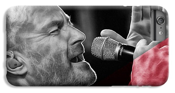 Phil Collins Collection IPhone 6s Plus Case by Marvin Blaine