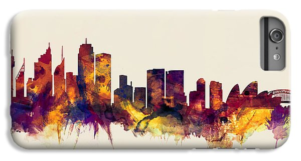 Sydney Australia Skyline IPhone 6s Plus Case