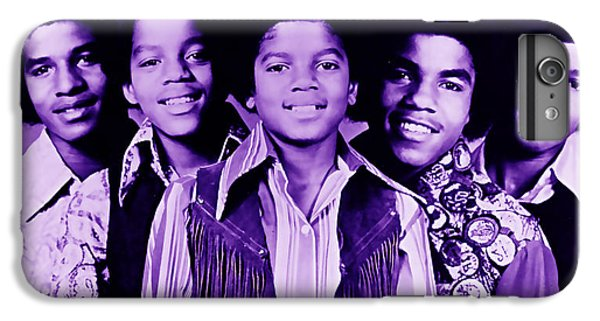 The Jackson 5 Collection IPhone 6s Plus Case