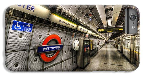 Underground London IPhone 6s Plus Case by David Pyatt