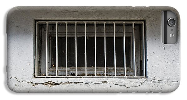 Dungeon iPhone 6s Plus Case - Window Bars by Tom Gowanlock