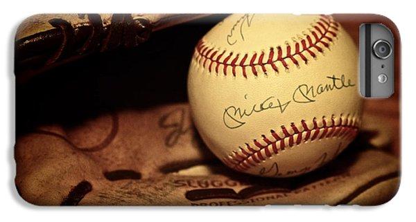 50 Home Run Baseball IPhone 6s Plus Case by Mark Miller