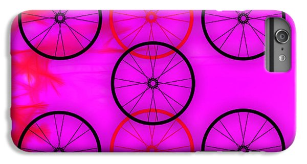 Bicycle Wheel Collection IPhone 6s Plus Case