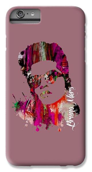 Bruno Mars Collection IPhone 6s Plus Case