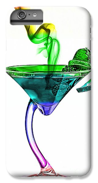 Cocktails Collection IPhone 6s Plus Case by Marvin Blaine