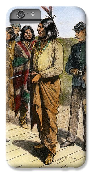 Geronimo (1829-1909) IPhone 6s Plus Case