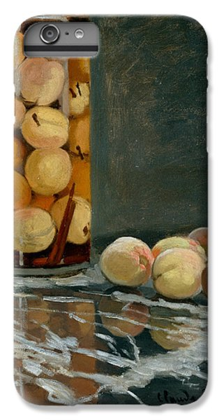 Jar Of Peaches IPhone 6s Plus Case