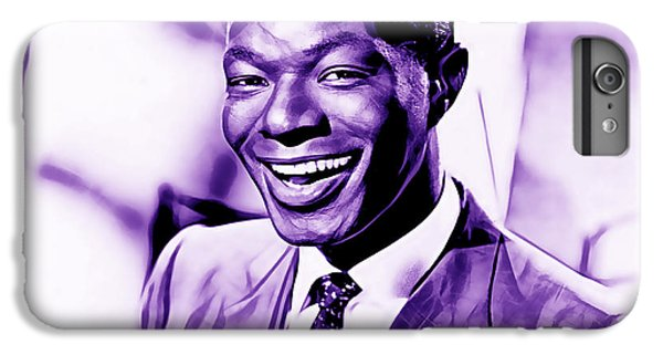 Nat King Cole Collection IPhone 6s Plus Case by Marvin Blaine