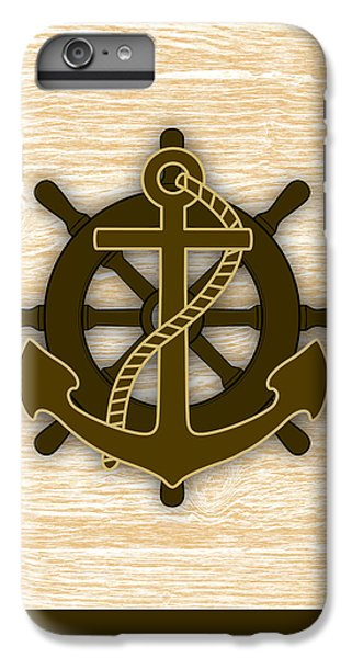 Nautical Collection IPhone 6s Plus Case