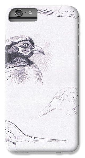 Pheasants IPhone 6s Plus Case