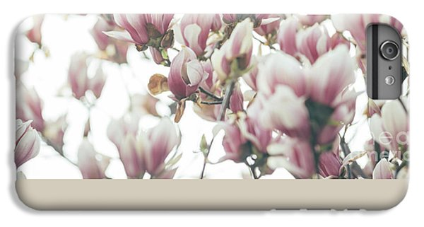 iPhone 6s Plus Case - Magnolia by Jelena Jovanovic