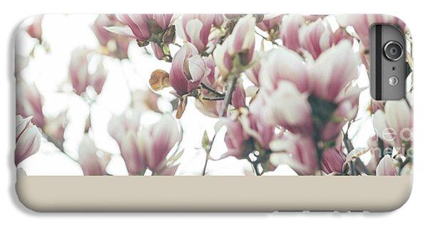 Magnolia IPhone 6s Plus Case by Jelena Jovanovic