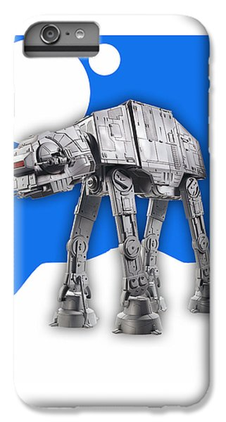 Star Wars At-at Collection IPhone 6s Plus Case by Marvin Blaine
