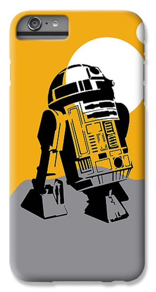 Star Wars R2-d2 Collection IPhone 6s Plus Case by Marvin Blaine