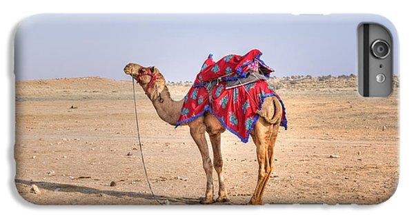 Desert iPhone 6s Plus Case - Thar Desert - India by Joana Kruse