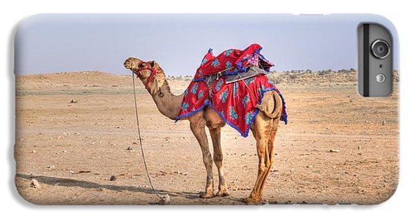 Thar Desert - India IPhone 6s Plus Case by Joana Kruse