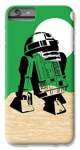 Star Wars R2-d2 Collection IPhone 6s Plus Case