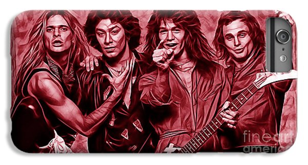 Van Halen Collection IPhone 6s Plus Case