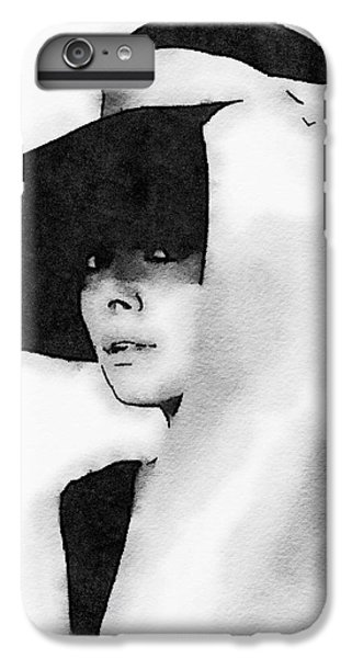 Audrey Hepburn IPhone 6s Plus Case by John Springfield