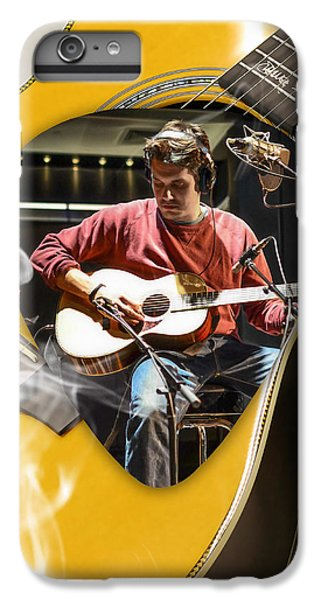 John Mayer Art IPhone 6s Plus Case by Marvin Blaine