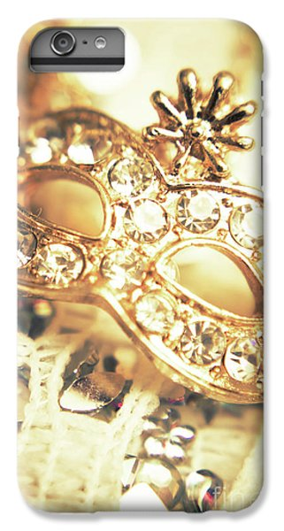 Pendant iPhone 6s Plus Case - A Golden Occasion by Jorgo Photography - Wall Art Gallery
