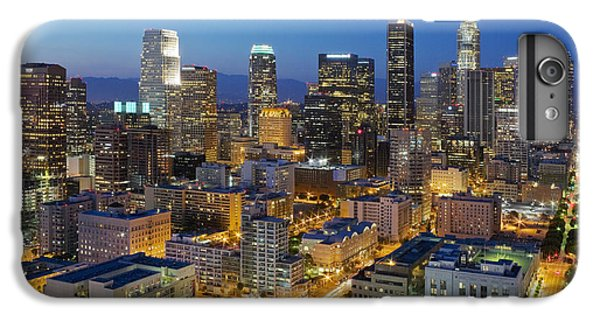 Los Angeles iPhone 6s Plus Case - A Night In L A by Kelley King