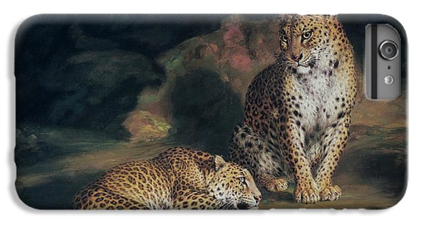 A Pair Of Leopards IPhone 6s Plus Case by William Huggins