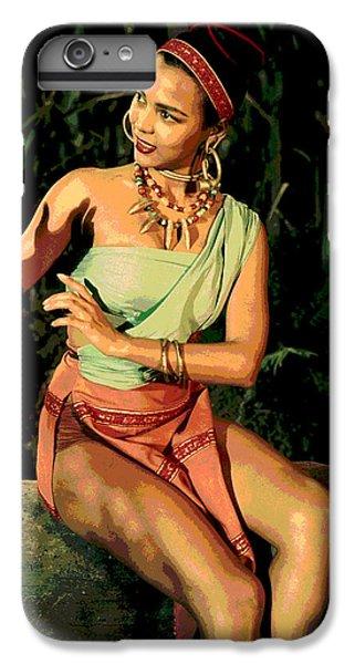 Actress Dorothy Fandridge IPhone 6s Plus Case