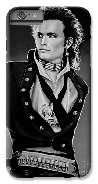 Adam Ant Painting IPhone 6s Plus Case