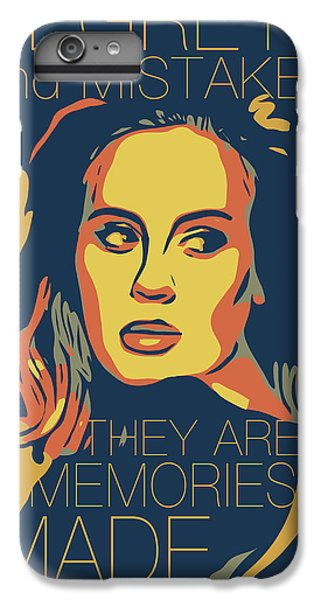 Adele IPhone 6s Plus Case by Greatom London